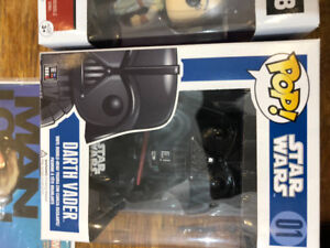 Funko Pop Star Wars #1 Darth Vader