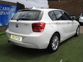 2013 BMW 1 Series 1.6 116d EfficientDynamics 5dr