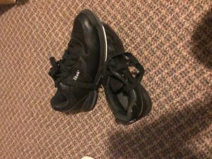 Curling Shoes Etonic Size 9M Like New Black