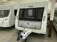 2014 Elddis Affinity 540 4 Berth Touring Caravan