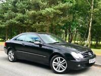 2008 Mercedes-Benz CLK 2.1 CLK220 CDI Avantgarde 2dr