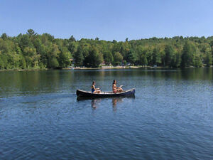 Lakeside Cottage-3 Bedrooms- One Hour from Montreal -Rawdon Area