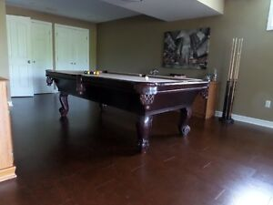 Pool Table and Acessories