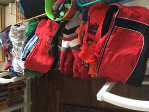 Lot of size 2 boy clothes