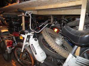 Mopeds and moped parts for sale
