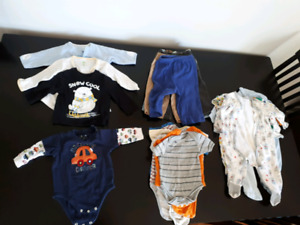 20 piece boys 6-9 month lot