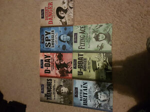 My Story war book collection