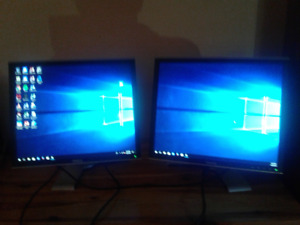 "15 "" Dell Monitors"