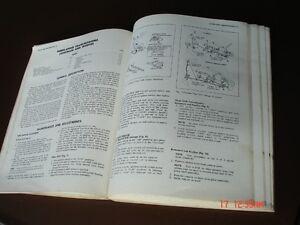 1968 and 1969 original GM shop manuals London Ontario image 5