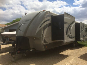 2013 Cougar High Country Trailer