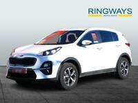 2020 Kia Sportage 2 Isg Estate Petrol Manual