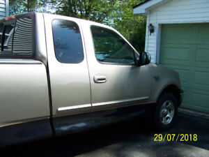 2001 Ford F150Triton Club Cab