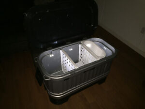 Brand new igloo cooler with led lights