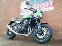 Kawasaki ZR900 RS Cafe EKF Retro Motorcycle
