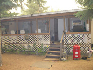 Mobile Home for Sale on Leased Lot at Emma Lake