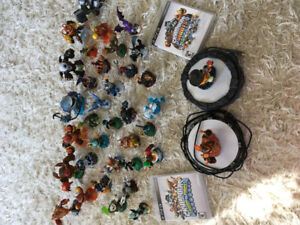 Skylanders games, portals and figurines for PS3