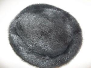 Chapeau en vison