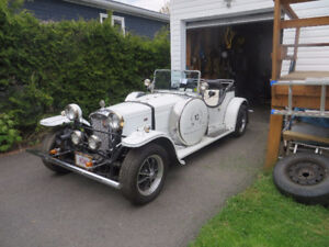 1934 Frazer Nash Replica on a 1968 VW Chassis $6700!!