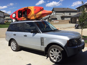 2006 FULL SIZE RANGE ROVER SUPERCHARGED-MINT!!