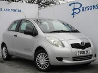 2008 08 Toyota Yaris 1.0 VVT-i T2 Mnaual for sale in AYRSHIRE