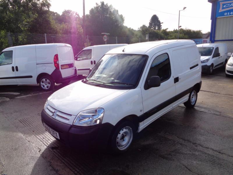 2010 CITROEN BERLINGO FIRST HDI .... NO VAT .... PANEL VAN DIESEL