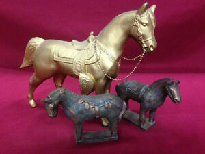 OWL BOOKENDS, HORSES, OTHER MISC. Windsor Region Ontario image 1
