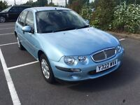 Rover 25 il Step 5 doors AUTOMATIC LOW MILLAGE 58K 1 year MOT