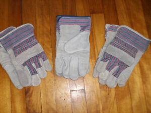6 Paires de gants  Construction