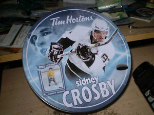 puzzle Sidney crosby by tim horton promo et (complet)
