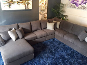 SALE - Charlie Sectional