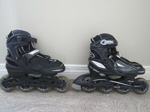 kids rollerblades adjustable size 3-5
