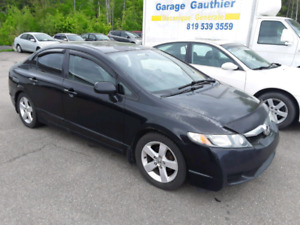 Honda civic 2010 manuel