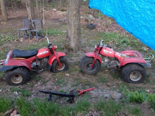 Honda Atc 90cc For Sale Canada