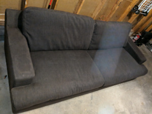 Urban Barn Sofa in  mint condition. FREE DELIVERY