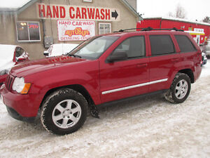 2010 JEEP GRAND CHEROKEE LAREDO // 4X4 // CAR STARTER