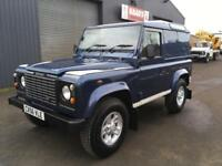 2006 (56) Land Rover Defender 90 County TD5 2.5 Diesel 4x4