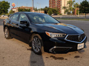 2018 Acura TLX - All Leather, Carplay, Tons of Options, Low KMs
