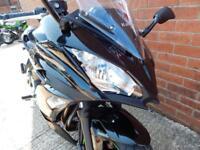 KAWASAKI 650 NINJA MOTORCYCLE