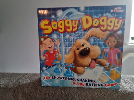 Soggy Doggy Game (Brand New)