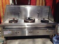 Wok Machine, Electric Menu Board, Food Warmer