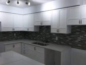 Refinish and refacing your kitchens cabinet from $1700 to $6000
