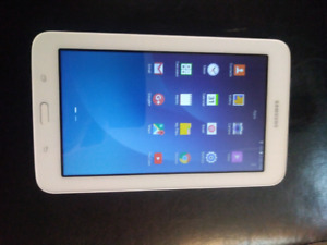 Samsung tablet E lite 8 gb  and Linksys dual router  for trade