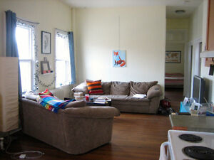 Bright 1-bedroom on Roncesvalles Ave for May 1