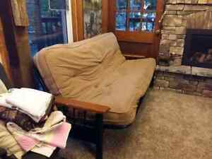 Comfy excellent condition futon