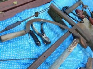 Antique/Vintage Hand TOOLS, All 1 LOW price