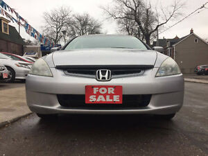 2004 Honda Accord EX-L Sedan ***NO ACCIDENT***FULLY LOADED***