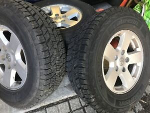 17 inch 4x4 tires