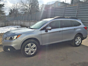 2016 Subaru Outback 2.5i with PZEV