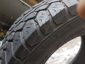 MotoMaster Total Terrain A/T 2 Tires (snow and mud tires)