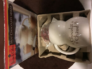 Hot Chocolate Maker, etc, priced for fast sale!